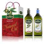 Olitalia奧利塔特級冷壓橄欖油+玄米油禮盒組1000mlx2瓶