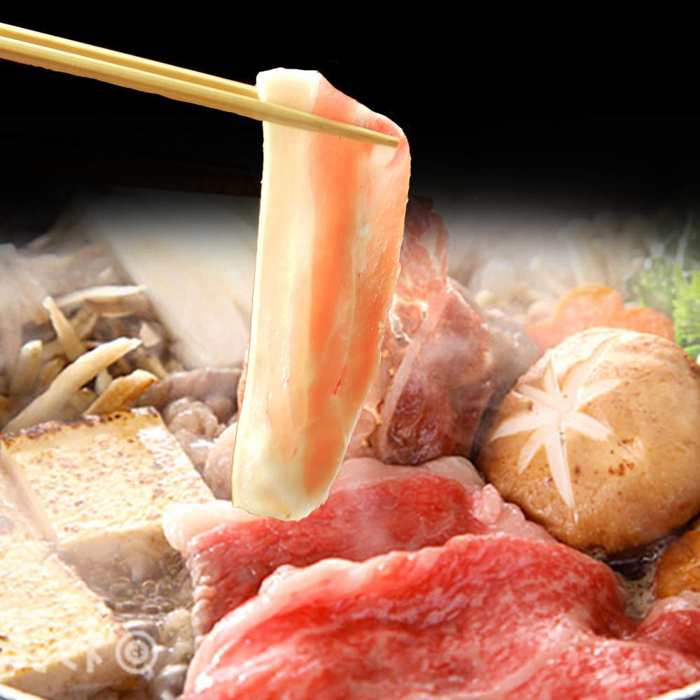 【好神】霜降豬五花火烤兩用肉片15包組
