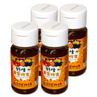 田蜜園台灣純野黃金蜂蜜超值組(700g)/瓶*4