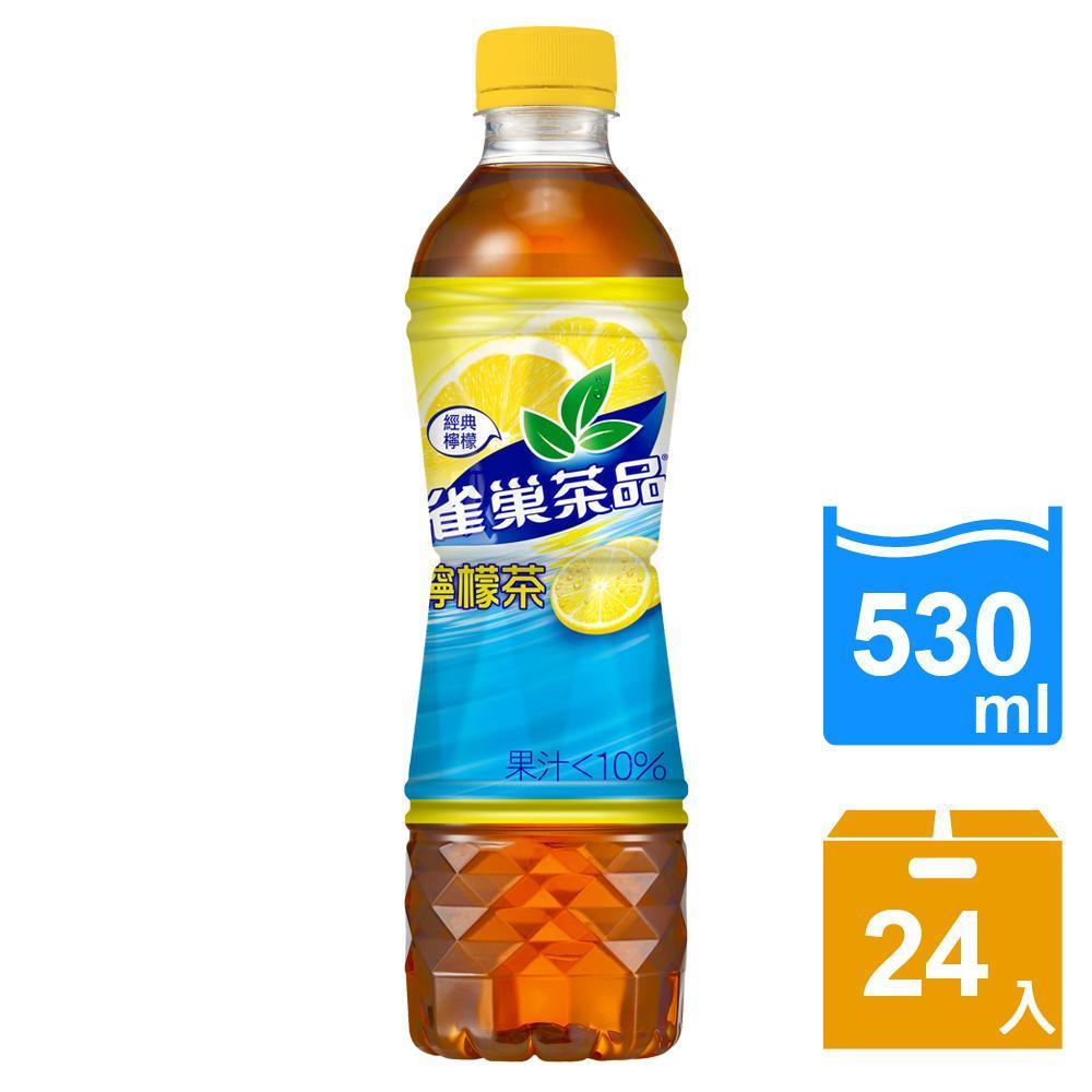 【雀巢飲品】檸檬茶(530mlx24入/箱)